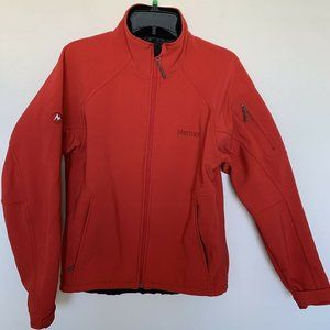 Marmot Gravity Red Soft Shell Water & wind JACKET